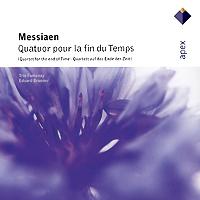 Eduard Brunner. Messiaen. Quatour Pour La Fin Du Temps