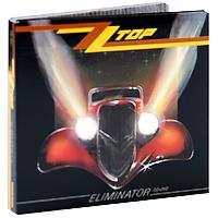 ZZ Top. Eliminator (CD + DVD)