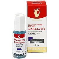 Защитная основа Mavala 002 под лак, 10 мл14-101Каждый день ногтям приходится противостоять многим стрессовым ситуациям, которые сказываются не только на внешнем виде, но и на состоянии ногтей. Mavala 002 - основа двойного действия защищает ногти от нежелательного пересыхания и предотвращает их пигментацию. Формула Mavala 002 полностью изолирует ногти от вредных для ногтей воздействий, а ее клейкий состав обеспечивает долгую жизнь лаку на Ваших ногтях. Характеристики: Объем: 10 мл. Производитель: Швейцария. Артикул: 902.14. Товар сертифицирован.