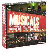 Zakazat.ru: Musicals (10 CD)