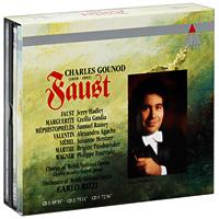 Carlo Rizzi. Gounod. Faust (3 CD)