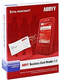 ABBYY Business Card Reader 2.0ABBYY Business Card Reader 2.0 - это умная программа для умных мобильных устройств, которая позволяет быстро, точно и легко ввести контактную информацию с визитной карточки в записную книжку мобильного устройства, а также дополнить ее фотографией. Это удобный и надежный помощник для людей, которые стремятся не отставать от быстрого ритма современной деловой жизни и всегда оставаться на связи с нужными людьми из разных стран мира. Приложение работает с телефонами Nokia серий N73, N78, N79, N82, N85, N86 8MP, N93, N93i, N95, N95-3 NAM, N95 8GB, N96, N96-3, E90 Communicator, 6210 Navigator, E71, E66, E75, 6220 classic, 6720 classic, 5730 XpressMusic, 6710 Navigator, 5800 XpressMusic. Особенности продукта: ABBYY BCR 2.0 - быстрый, простой и удобный способ добавить новый контакт в телефон. ABBYY BCR 2.0 избавит от утомительного занесения информации вручную в записную книжку телефона, он все это сделает сам - распознает фотографию...