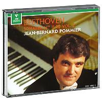Jean-Bernard Pommier. Beethoven. Sonaten Nr. 11-20 (3 CD)