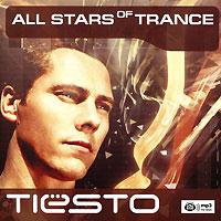 All Stars Of Trance: Tiesto (mp3) 2009 MP3 CD