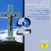 Zakazat.ru Karl Richter. Bach. Johannes-Passion (2 CD)