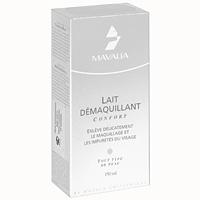 Успокаивающее очищающее молочко Mavalia, 150 мл07-191Успокаивающее очищающее молочко - легкое и приятное средство, которое мягко удаляет макияж и помогает поддерживать естественный баланс увлажненности кожи. Содержит экстракт мальвы и аллантоин. Молочко идеально подходит для всех типов кожи.