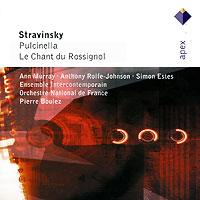 Pierre Boulez. Stravinsky. Pulcinella / Le Chant Du Rossignol