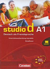 Studio d A1: Deutsch als Fremdsprache. Unterrichtsvorbereitung interaktiv 1.01.00