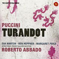 Roberto Abbado. Puccini. Turandot (2 CD)
