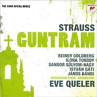 Eve Queler. Strauss. Guntram (2 CD)
