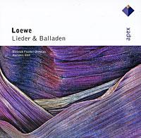 Dietrich Fischer-Dieskau. Loewe. Lieder & Balladen