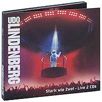 Udo Lindenberg. Stark Wie Zwei. Live (2 CD)