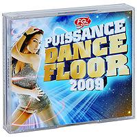 Puissance. Dancefloor 2009 (4 CD) 4 Audio CD