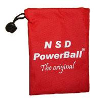 Мешочек для кистевого тренажера Powerball. Цвет: красный