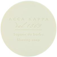 Мыло для бритья Acca Kappa 1869, 150 г853237Мыло для бритья Acca Kappa 1869 с изысканным мужским ароматом и с теплыми нотами. Аромат состоит из таких нот, как - кардамон, герань, которые приносят свежесть, также состоит из ириса, фиалки, янтаря, ванили. Характеристики: Вес мыла: 150 г. Производитель: Италия. Артикул: 853237. Товар сертифицирован.
