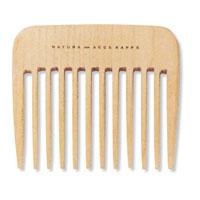 Гребень Acca Kappa, для укладки волос, 9,5 см. 8242082420Деревянный гребень Acca Kappa с крупными зубцами выполнен из древесины бука. Здоровые, блестящие волосы - это не только следствие использования хорошего шампуня, но и результат ухода за волосами с помощью качественной щетки. Характеристики: Материал: древесина бука. Длина: 9,5 см. Ширина: 7,5 см. Производитель: Италия. Артикул: 82420. Товар сертифицирован.