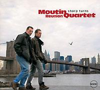 Moutin Reunion Quartet. Sharp Turns (DualDisc)