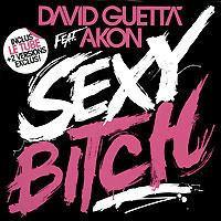 David Guetta Featuring Akon. Sexy Bitch 2009 CD-Single (Maxi Single)