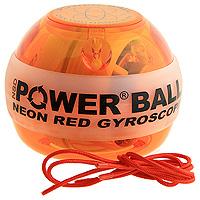 Powerball Neon Amber. Кистевой тренажер, без счетчика