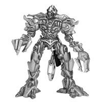 Брелок Transformers: Мегатрон15602Брелок Transformers. Мегатрон - великолепный сувенир для поклонника Transformers. У трансформера вращается голова, поворачивается шея и талия, сгибаются руки и ноги. Брелок крепится к ключам или предметам гардероба при помощи металлического карабина.