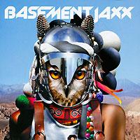 Basement Jaxx. Scars 2009 Audio CD