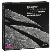 Riccardo Chailly. Bruckner. The Symphonies (10 CD)