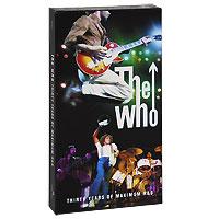 The Who. Thirty Years Of Maximum R & B (4 CD)