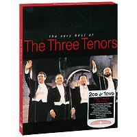 Zakazat.ru: The Very Best Of The Three Tenors (2CD + DVD)