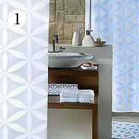 Штора Rania white, 180 х 200 см1010418Штора для ванной комнаты Rania white изготовлена из текстиля с гидрофобной пропиткой. В верхней кромке шторы сделаны отверстия для колец, нижняя кромка снабжена специальным отягощающим шнуром, который придает шторе естественную ниспадающую форму. Штору можно стирать в стиральной машине при температуре не выше 40 градусов, можно гладить, как синтетический материал. Шторы от компании Spirella отличает яркий, красочный дизайн рисунков и высокое качество (гарантия на изделие 3 года). Сделайте вашу ванную комнату еще красивее!