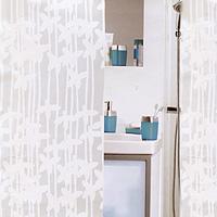 Штора Sarong white, 180х200 штора для ванной комнаты vanstore zober цвет белый 180 х 180 см