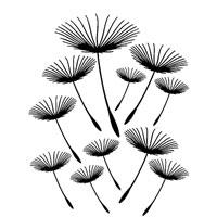 Стикер Paristic Одуванчики, 55 х 72 смПР00142Добавьте оригинальность вашему интерьеру с помощью необычного стикера Одуванчики. Изображение на стикере выполнено в виде разлетающихся в разные стороны зонтиков одуванчика. Изображения можно разделить и разместить в любых местах в выбранном вами помещении, создав тем самым необычную композицию. Необыкновенный всплеск эмоций в дизайнерском решении создаст утонченную и изысканную атмосферу не только спальни, гостиной или детской комнаты, но и даже офиса. Стикер выполнен из матового винила - тонкого эластичного материала, который хорошо прилегает к любым гладким и чистым поверхностям, легко моется и держится до семи лет, не оставляя следов. Сегодня виниловые наклейки пользуются большой популярностью среди декораторов по всему миру, а на российском рынке товаров для декорирования интерьеров - являются новинкой. Paristic - это стикеры высокого качества. Художественно выполненные стикеры, создающие эффект обмана зрения, дают необычную возможность...