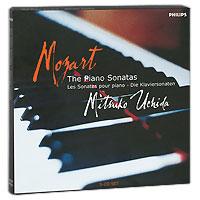 Mitsuko Uchida. Mozart. The Piano Sonatas (5 CD)