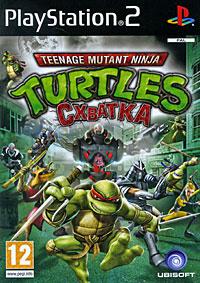 TMNT: Teenage Mutant Ninja Turtles: Схватка