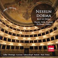 Zakazat.ru: Nessun Dorma. Best Of Opera