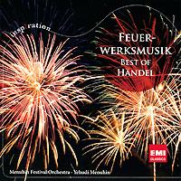 Yehudi Menuhin. Handel. Feuerwerksmusika