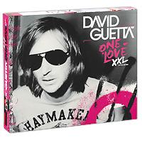 David Guetta. One Love. XXL. Limited Edition (3 CD + DVD) 2009