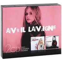 Avril Lavigne. Under My Skin / The Best Damn Thing (2 CD) 2009 2 Audio CD