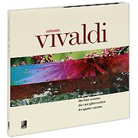 Antonio Vivaldi. The Four Seasons (4 CD)