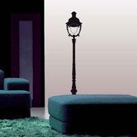 Стикер Paristic Фонарь на бульваре, 20 х 138 см300194_сиреневыйДобавьте оригинальность вашему интерьеру с помощью необычного стикера Фонарь на бульваре. Изображение на стикере выполнено в виде фонаря. Необыкновенный всплеск эмоций в дизайнерском решении создаст утонченную и изысканную атмосферу не только спальни, гостиной или детской комнаты, но и даже офиса. Стикер выполнен из матового винила - тонкого эластичного материала, который хорошо прилегает к любым гладким и чистым поверхностям, легко моется и держится до семи лет, не оставляя следов. Сегодня виниловые наклейки пользуются большой популярностью среди декораторов по всему миру, а на российском рынке товаров для декорирования интерьеров - являются новинкой. Paristic - это стикеры высокого качества. Художественно выполненные стикеры, создающие эффект обмана зрения, дают необычную возможность использовать в своем интерьере элементы городского пейзажа. Продукция представлена широким ассортиментом - в зависимости от формы выбранного рисунка и от Ваших...