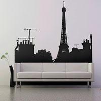 Стикер Paristic На крышах Парижа, вид C, 240 х 250 см44461Добавьте оригинальность вашему интерьеру с помощью необычного стикера На крышах Парижа. Изображение на стикере имитирует силуэты домов ночного города и Эйфелевой башни, приглашая в путешествие по крышам парижских зданий. Необыкновенный всплеск эмоций в дизайнерском решении создаст утонченную и изысканную атмосферу не только спальни, гостиной или детской комнаты, но и даже офиса. Стикер выполнен из матового винила - тонкого эластичного материала, который хорошо прилегает к любым гладким и чистым поверхностям, легко моется и держится до семи лет, не оставляя следов. Сегодня виниловые наклейки пользуются большой популярностью среди декораторов по всему миру, а на российском рынке товаров для декорирования интерьеров - являются новинкой. Paristic - это стикеры высокого качества. Художественно выполненные стикеры, создающие эффект обмана зрения, дают необычную возможность использовать в своем интерьере элементы городского пейзажа. Продукция...