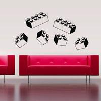 Стикер Paristic Лего, 25 х 45 смПР00056_среднийДобавьте оригинальность вашему интерьеру с помощью необычного стикера Лего. Изображение на стикере выполнено в виде нескольких деталей лего. Изображения можно разделить и разместить в любых местах в выбранном вами помещении, создав тем самым необычную композицию. Необыкновенный всплеск эмоций в дизайнерском решении создаст утонченную и изысканную атмосферу не только спальни, гостиной или детской комнаты, но и даже офиса. Стикер выполнен из матового винила - тонкого эластичного материала, который хорошо прилегает к любым гладким и чистым поверхностям, легко моется и держится до семи лет, не оставляя следов. Сегодня виниловые наклейки пользуются большой популярностью среди декораторов по всему миру, а на российском рынке товаров для декорирования интерьеров - являются новинкой. Paristic - это стикеры высокого качества. Художественно выполненные стикеры, создающие эффект обмана зрения, дают необычную возможность использовать в своем интерьере...