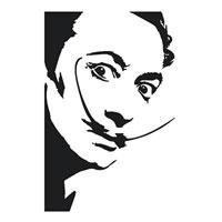Стикер Paristic Сальвадор Дали, 72 х 110 см44064Добавьте оригинальность вашему интерьеру с помощью необычного стикера Сальвадор Дали. Для всех поклонников величайшего испанского художника Сальвадора Дали предлагаемый стикер придется по душе. Необыкновенный всплеск эмоций в дизайнерском решении создаст утонченную и изысканную атмосферу не только спальни, гостиной или детской комнаты, но и даже офиса. Стикер выполнен из матового винила - тонкого эластичного материала, который хорошо прилегает к любым гладким и чистым поверхностям, легко моется и держится до семи лет, не оставляя следов. Сегодня виниловые наклейки пользуются большой популярностью среди декораторов по всему миру, а на российском рынке товаров для декорирования интерьеров - являются новинкой. Paristic - это стикеры высокого качества. Художественно выполненные стикеры, создающие эффект обмана зрения, дают необычную возможность использовать в своем интерьере элементы городского пейзажа. Продукция представлена широким ассортиментом -...