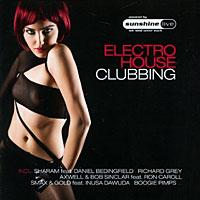 Electro House Clubbing (2 CD) 2010 2 Audio CD