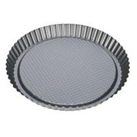 Форма для выпечки Tescoma, диаметр 28 см. 623114623114Форма для выпечки с волнистыми краями Tescoma будет отличным выбором для всех любителей домашней выпечки. Особое высокотехнологичное антипригарное покрытие препятствует пригоранию и обеспечивает легкую очистку после использования. С такой формой Вы всегда сможете порадовать своих близких оригинальной выпечкой. Характеристики: Материал: металл с антипригарным покрытием. Диаметр: 28 см. Производитель: Чехия. Артикул: 623114.