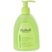Мыло жидкое для рук Kamill Classic, 300 мл26950630Мыло жидкое для рук Kamill Classic с регулирующей баланс кожи формулой. Благодаря концентрированной силе ромашки снимает раздражение и нежно ухаживает за кожей. Ромашка обеспечивает дополнительную защиту и способствует регенерации клеток уставшей кожи рук. Мягкое мыло для рук очищает и предлагает натуральный уход.