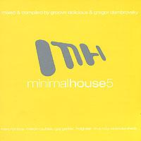 Minimal House 5 (2 CD) 2010 2 Audio CD