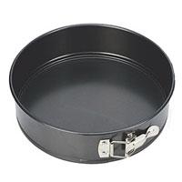 Форма для выпечки Tescoma, диаметр 24 см. 623256623256Форма для выпечки Tescoma будет отличным выбором для всех любителей тортов. Особое высокотехнологичное антипригарное покрытие препятствует пригоранию и обеспечивает легкую очистку после использования. Форма легко разбирается и собирается при помощи специального зажима. С такой формой Вы всегда сможете порадовать своих близких оригинальной выпечкой. Характеристики: Материал: металл с антипригарным покрытием. Диаметр: 24 см. Высота стенок: 6,5 см. Производитель: Чехия. Артикул: 623256.