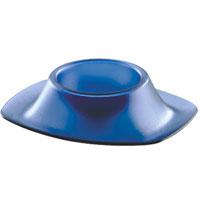 Набор подставок для яйца Tescoma Presto, цвет: синий, 2 шт420656Подставка для яйца Tescoma изготовлена из прочной пластмассы. Идеальный вариант для сервировки вареных яиц.