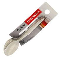 Набор чайных ложек Tescoma, 6 шт. 795455795455Набор чайных ложек Tescoma состоит из 6 предметов, выполненных из нержавеющей стали. Ручки ложек оформлены матовой полировкой. Качественная полировка и изящество форм притягивают взгляд. Сервировка праздничного стола таким набором станет великолепным украшением любого торжества. Характеристики: Материал: нержавеющая сталь. Длина: 12,5 см. Изготовитель: Чехия. Артикул: 795455.