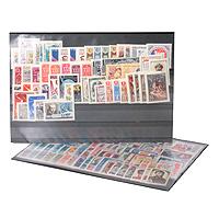 Годовой комплект марок за 1961 год - СССР40746Полный годовой комплект марок за 1961 год, СССР. В комплект не входят две марки с фольгой - XXII съезд КПСС, 1961 год. Сохранность отличная.